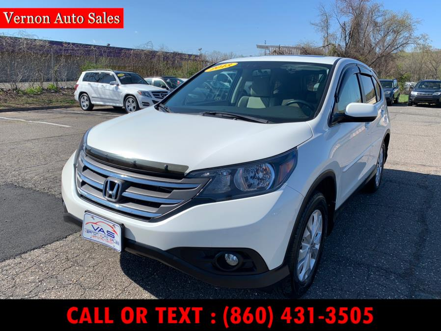 Used 2013 Honda CR-V in Manchester, Connecticut | Vernon Auto Sale & Service. Manchester, Connecticut