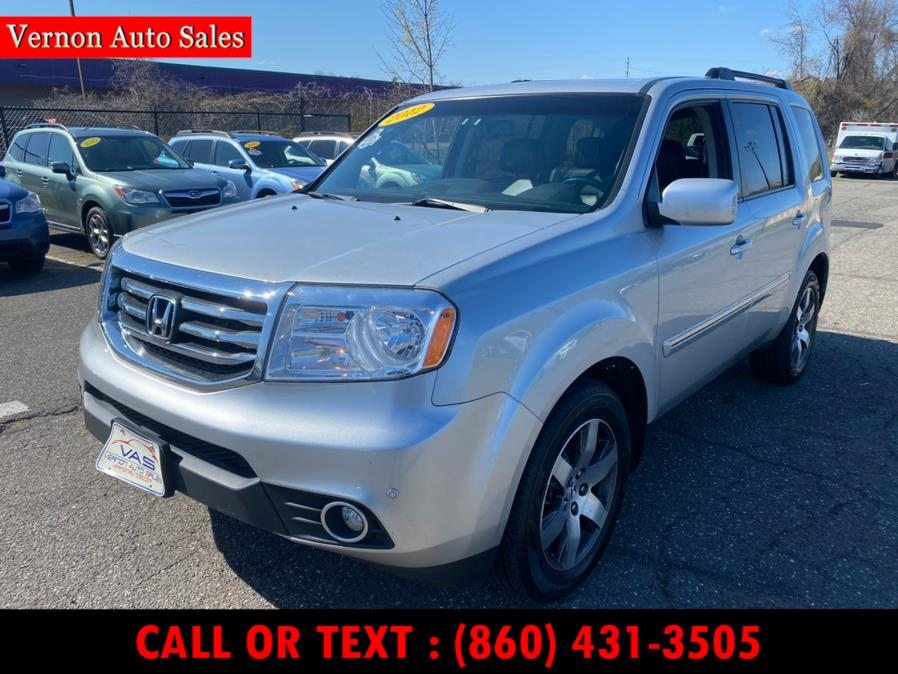 Used 2012 Honda Pilot in Manchester, Connecticut | Vernon Auto Sale & Service. Manchester, Connecticut