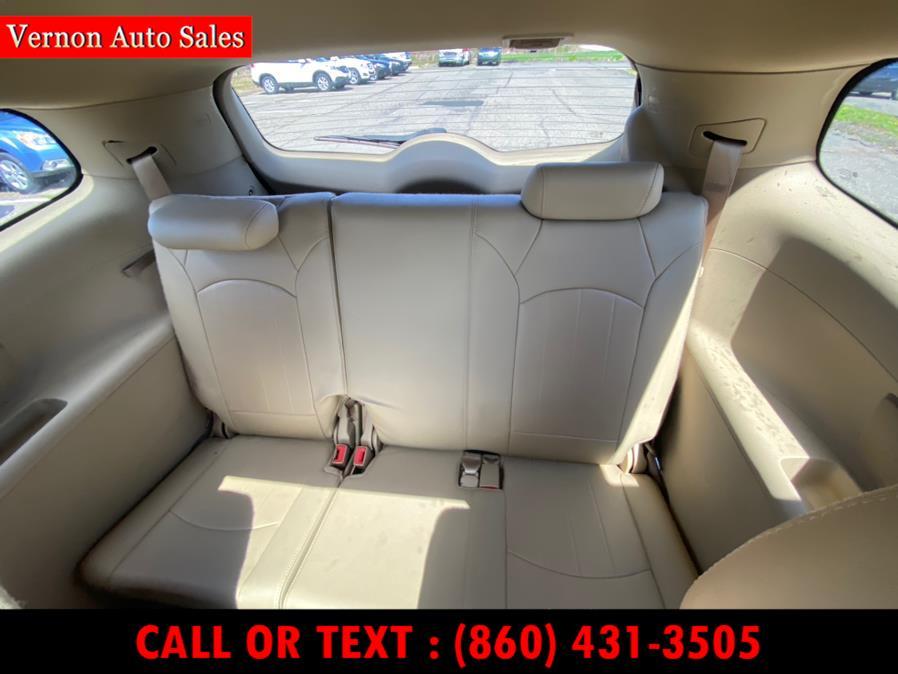 Used Buick Enclave AWD 4dr Premium 2012   Vernon Auto Sale & Service. Manchester, Connecticut