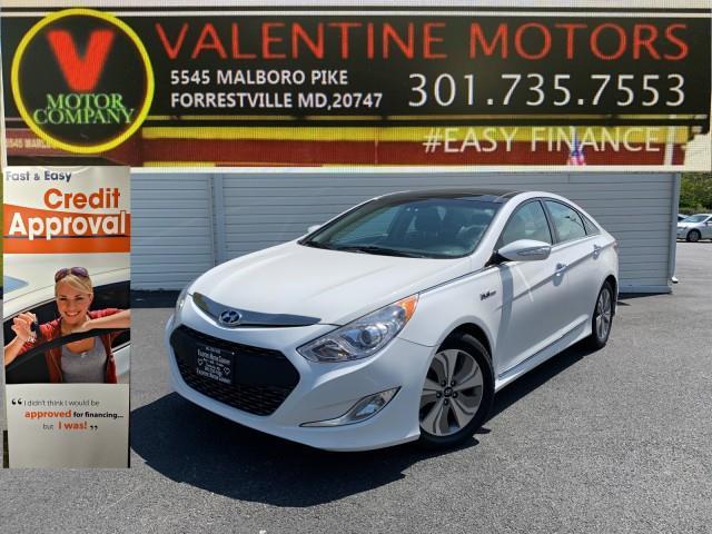Used Hyundai Sonata Hybrid  2013 | Valentine Motor Company. Forestville, Maryland