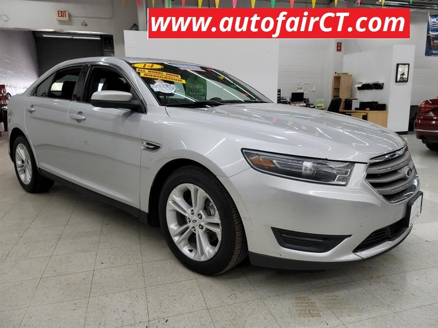 Used Ford Taurus 4dr Sdn SEL AWD 2014