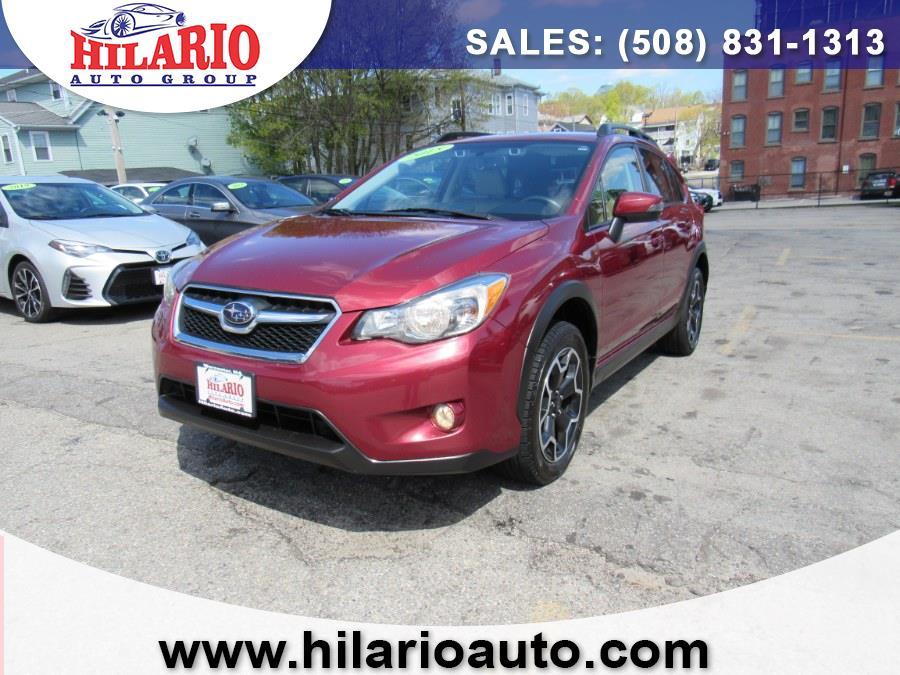 Used Subaru XV Crosstrek Limited 2015 | Hilario's Auto Sales Inc.. Worcester, Massachusetts