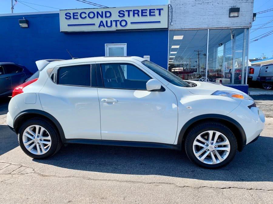 Used Nissan Juke SL 2011 | Second Street Auto Sales Inc. Manchester, New Hampshire