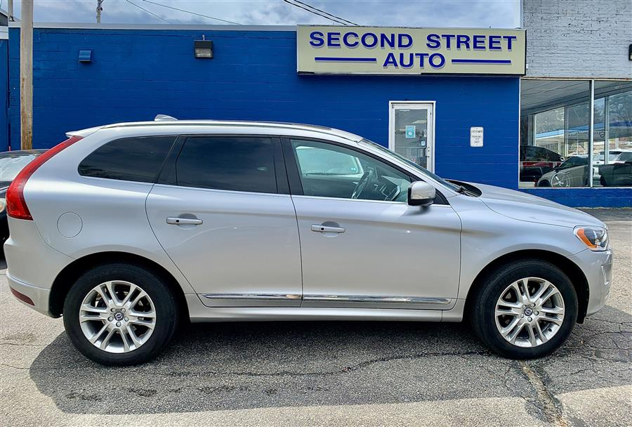 Used Volvo Xc60 T5 PREMIER 2015 | Second Street Auto Sales Inc. Manchester, New Hampshire