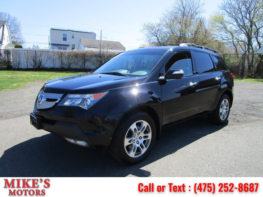 Used 2008 Acura MDX in Stratford, Connecticut   Mike's Motors LLC. Stratford, Connecticut