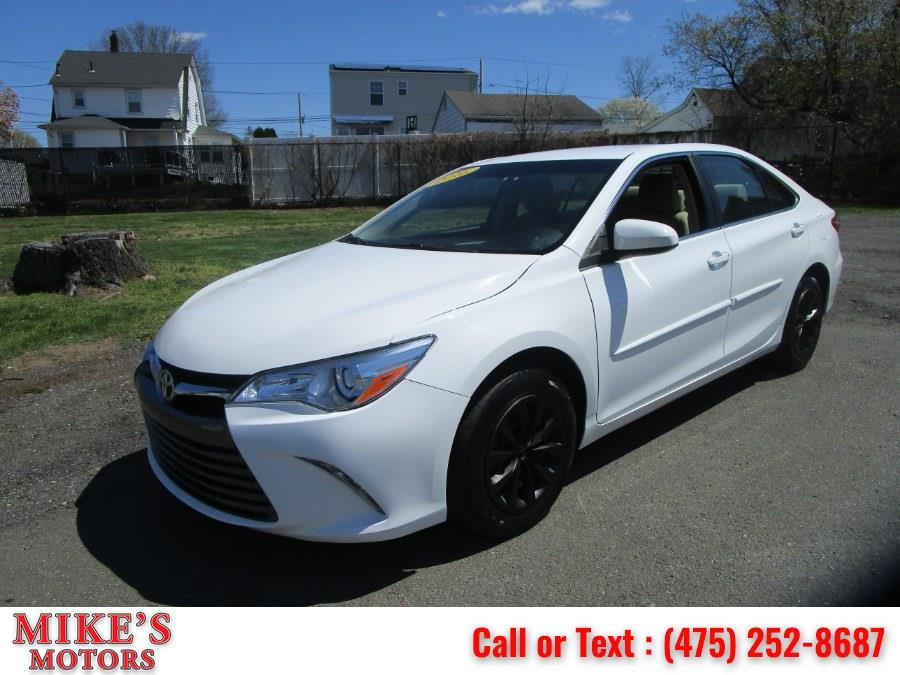 Used 2016 Toyota Camry in Stratford, Connecticut | Mike's Motors LLC. Stratford, Connecticut