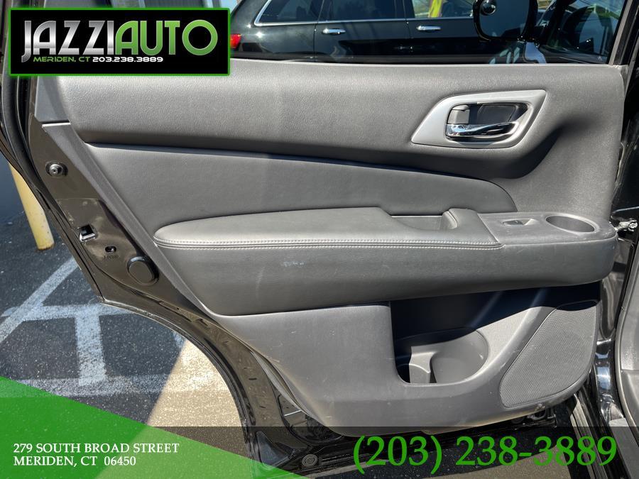 Used Nissan Pathfinder 4x4 SL 2017 | Jazzi Auto Sales LLC. Meriden, Connecticut