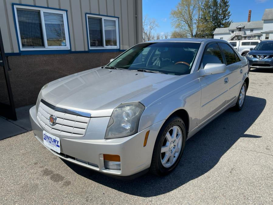 Used Cadillac CTS 4dr Sdn 3.6L 2007 | Century Auto And Truck. East Windsor, Connecticut