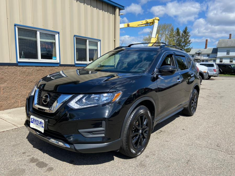 Used Nissan Rogue AWD SV 2017 | Century Auto And Truck. East Windsor, Connecticut