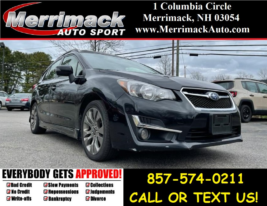 Used 2016 Subaru Impreza Wagon in Merrimack, New Hampshire | Merrimack Autosport. Merrimack, New Hampshire