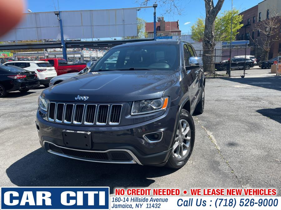 Used Jeep Grand Cherokee 4WD 4dr Limited 2015 | Car Citi. Jamaica, New York