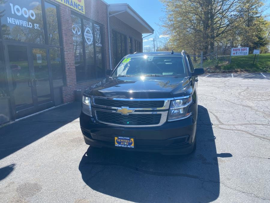 Used 2015 Chevrolet Suburban in Middletown, Connecticut | Newfield Auto Sales. Middletown, Connecticut