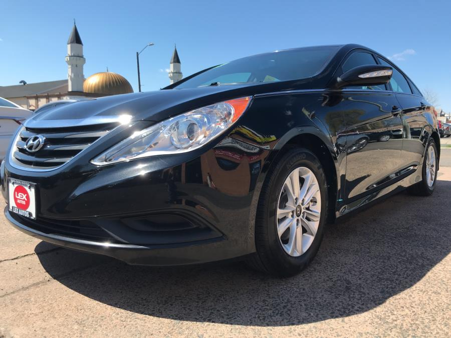 Used Hyundai Sonata GLS 4DR 2.4L I4 2014 | Lex Autos LLC. Hartford, Connecticut