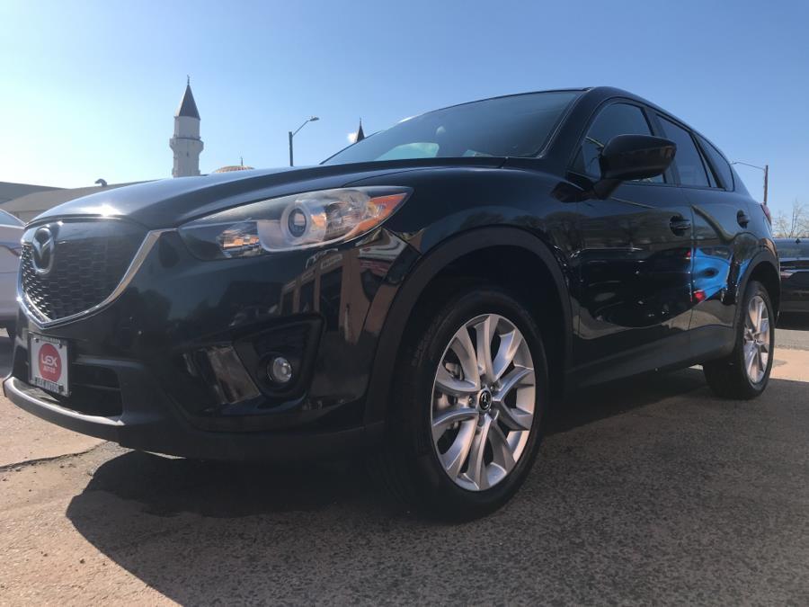Used Mazda CX-5 AWD 4dr Auto Grand Touring 2014 | Lex Autos LLC. Hartford, Connecticut