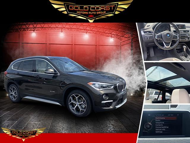 Used BMW X1 xDrive28i Sports Activity Vehicle 2017 | Sunrise Auto Outlet. Amityville, New York