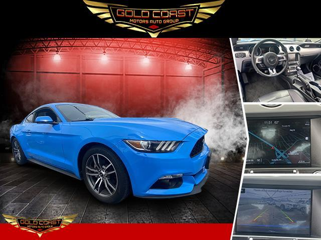 Used Ford Mustang EcoBoost Premium Fastback 2017 | Sunrise Auto Outlet. Amityville, New York