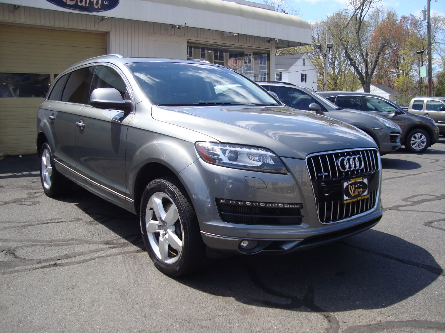 Used 2014 Audi Q7 in Manchester, Connecticut | Yara Motors. Manchester, Connecticut