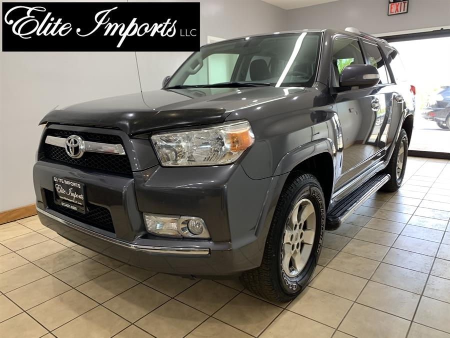 Used Toyota 4runner SR5 2011   Elite Imports LLC. West Chester, Ohio