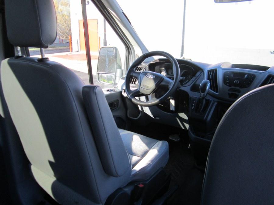 "Used Ford Transit Wagon T-350 148"" Med Roof XL Sliding RH Dr 2015 | A-Tech. Medford, Massachusetts"