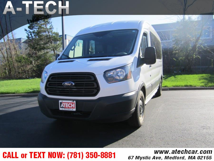 Used 2015 Ford Transit Wagon in Medford, Massachusetts | A-Tech. Medford, Massachusetts