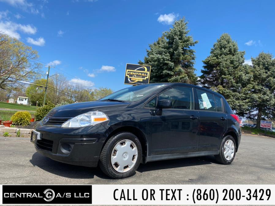 Used Nissan Versa 5dr HB I4 Auto 1.8 S 2011   Central A/S LLC. East Windsor, Connecticut