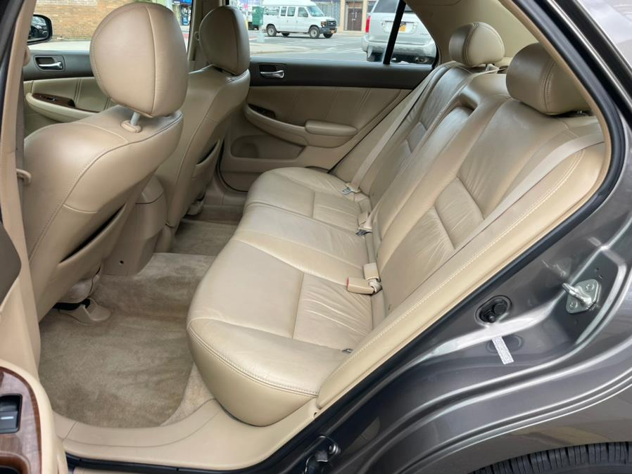2007 Honda Accord Sdn 4dr V6 AT EX-L w/Navi, available for sale in Brooklyn, NY