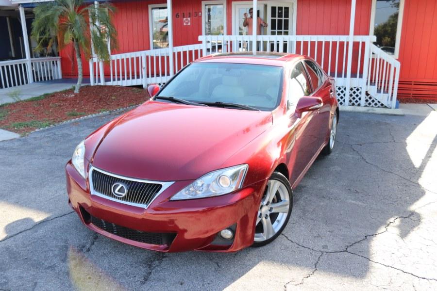 Used 2012 Lexus IS 250 in Winter Park, Florida | Rahib Motors. Winter Park, Florida