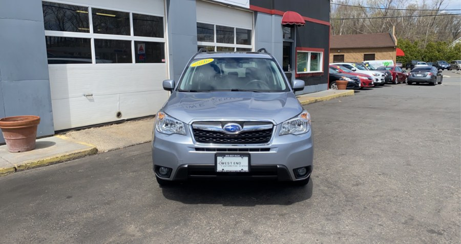 Used Subaru Forester 2.5i Limited PZEV 2016   West End Automotive Center. Waterbury, Connecticut