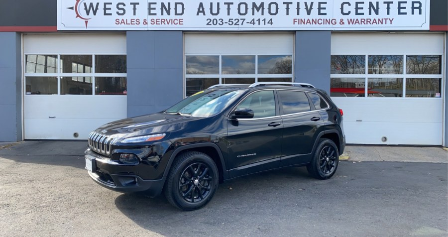 Used Jeep Cherokee Latitude 2015 | West End Automotive Center. Waterbury, Connecticut