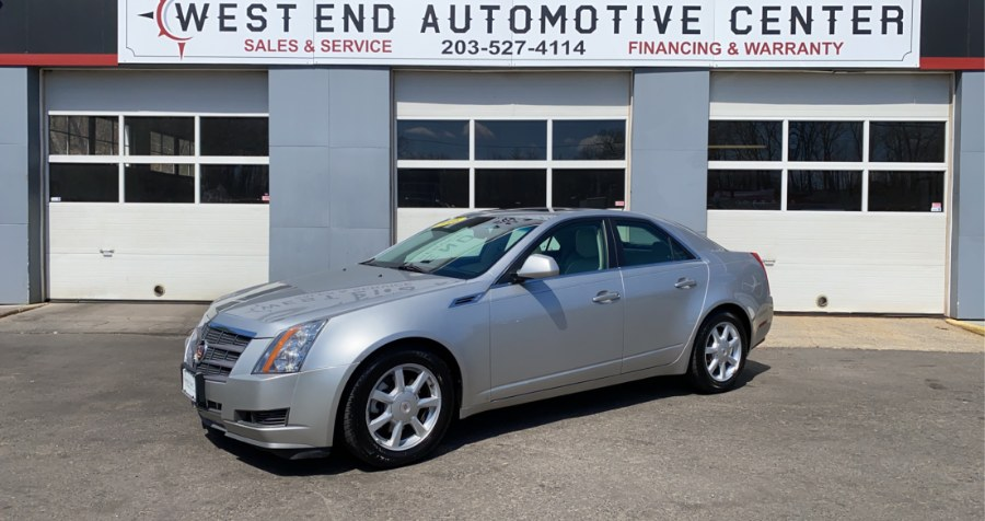 Used 2008 Cadillac CTS in Waterbury, Connecticut | West End Automotive Center. Waterbury, Connecticut