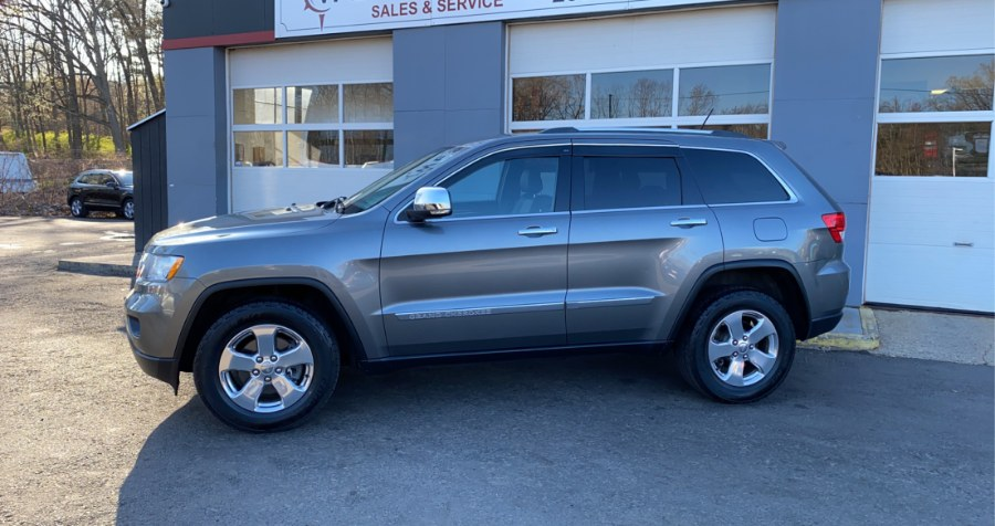 Used Jeep Grand Cherokee 4WD Limited 2012 | West End Automotive Center. Waterbury, Connecticut
