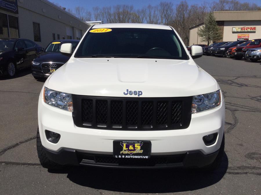 Used Jeep Grand Cherokee 4WD 4dr Laredo 2011   L&S Automotive LLC. Plantsville, Connecticut