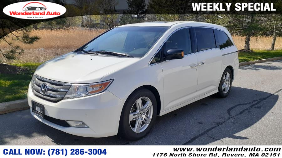 Used 2012 Honda Odyssey in Revere, Massachusetts | Wonderland Auto. Revere, Massachusetts