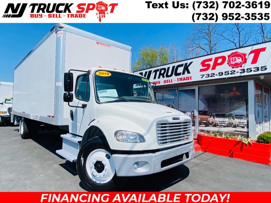 Used 2018 FREIGHTLINER M2 106 in South Amboy, New Jersey | NJ Truck Spot. South Amboy, New Jersey