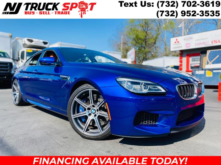 Used 2017 BMW M6 + EXHAUST UPGRADES in South Amboy, New Jersey | NJ Truck Spot. South Amboy, New Jersey