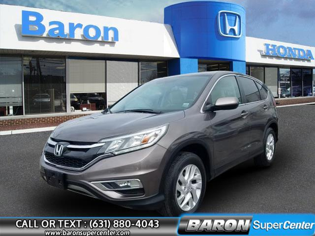 Used 2016 Honda Cr-v in Patchogue, New York | Baron Supercenter. Patchogue, New York