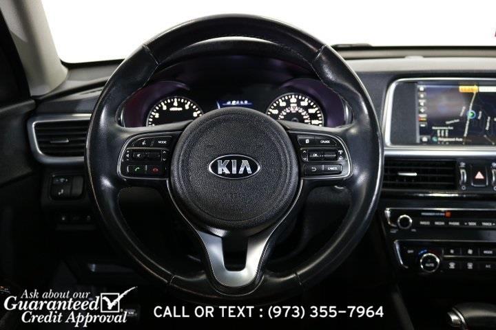 Used Kia Optima EX 2016   City Motor Group Inc.. Haskell, New Jersey