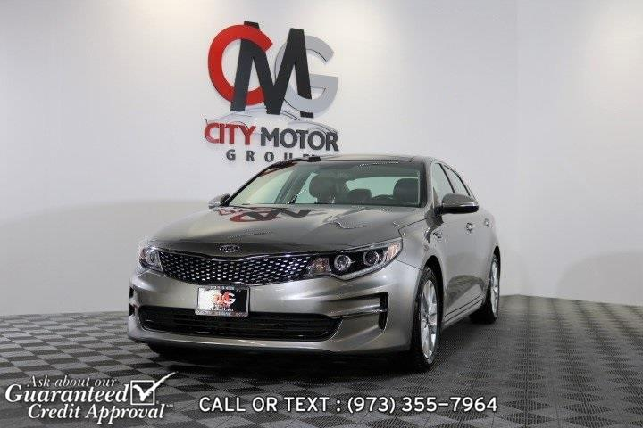 Used 2016 Kia Optima in Haskell, New Jersey | City Motor Group Inc.. Haskell, New Jersey