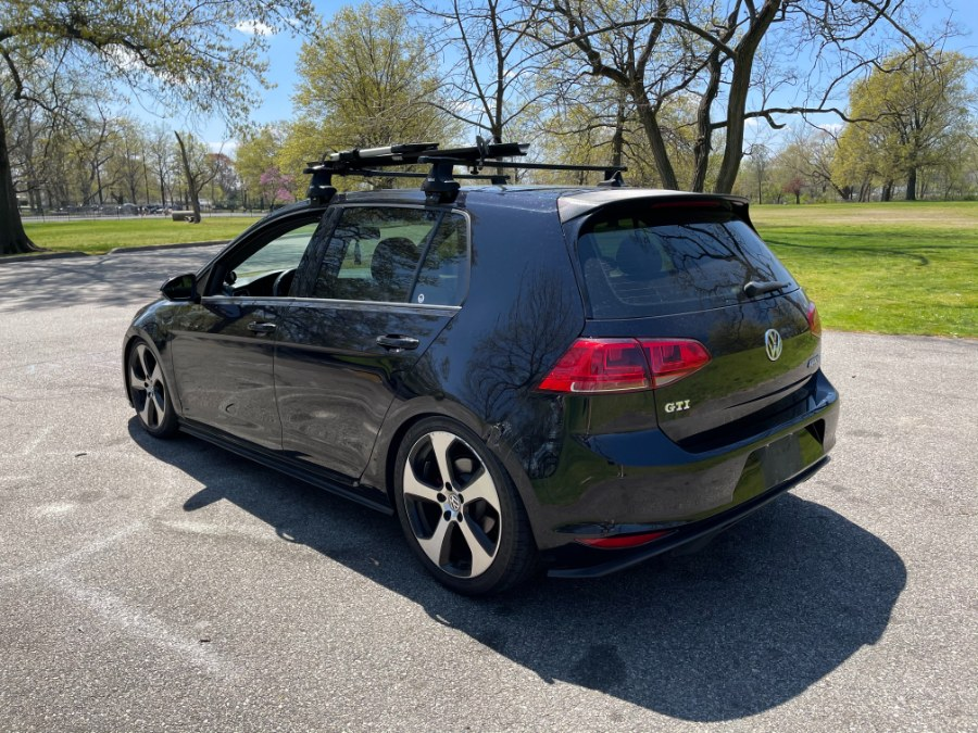 Used Volkswagen Golf GTI 4dr HB Man S 2016 | Cars With Deals. Lyndhurst, New Jersey