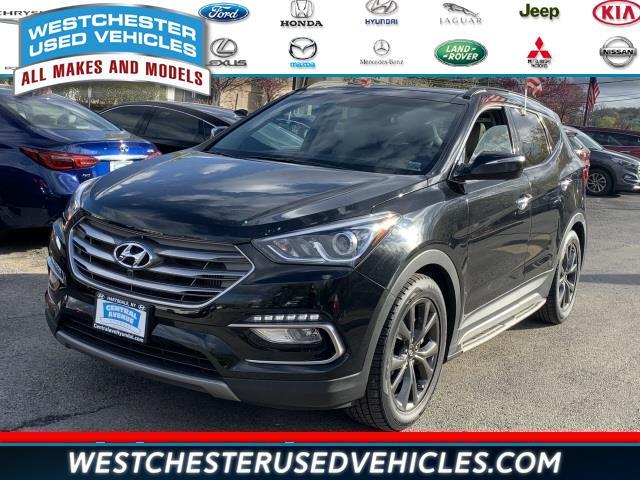 Used 2017 Hyundai Santa Fe Sport in White Plains, New York | Westchester Used Vehicles. White Plains, New York