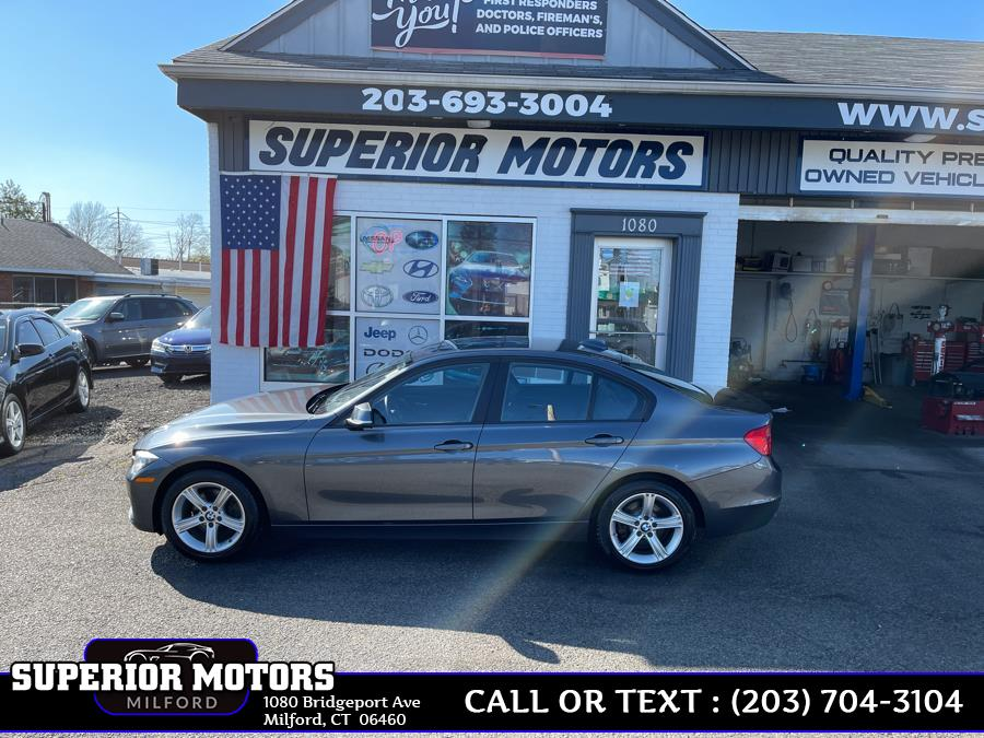 Used 2014 BMW 328XI 3 Series AWD in Milford, Connecticut | Superior Motors LLC. Milford, Connecticut
