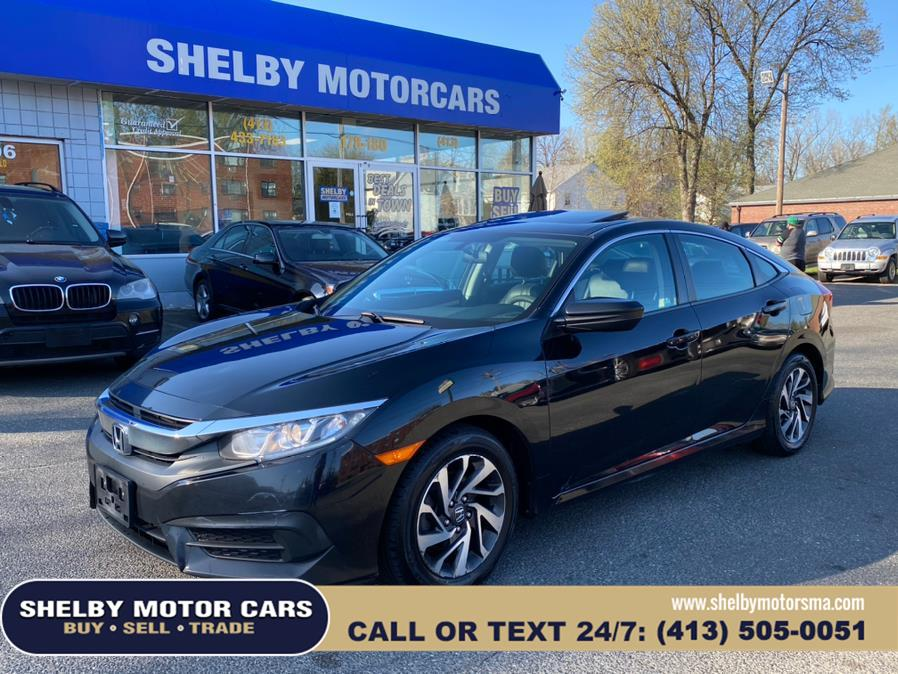 Used 2016 Honda Civic Sedan in Springfield, Massachusetts | Shelby Motor Cars . Springfield, Massachusetts