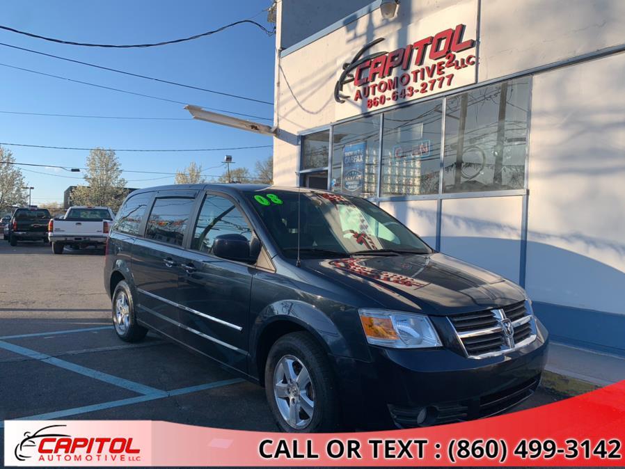 Used Dodge Grand Caravan 4dr Wgn SXT 2008   Capitol Automotive 2 LLC. Manchester, Connecticut