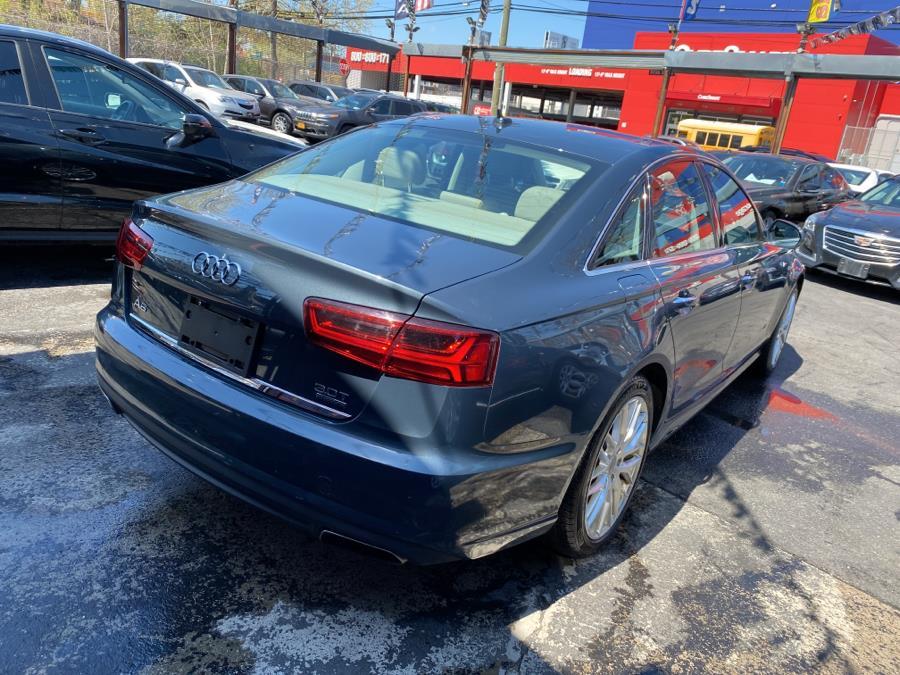 Used Audi A6 4dr Sdn quattro 3.0T Premium Plus 2016   Champion Auto Sales Of The Bronx. Bronx, New York