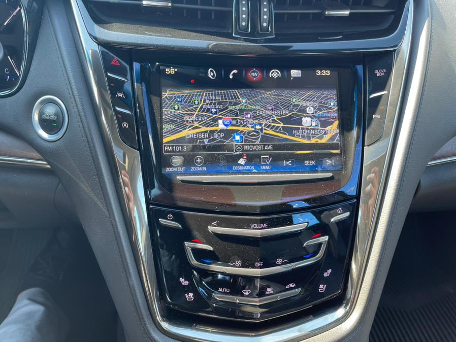 Used Cadillac CTS Sedan 4dr Sdn 3.6L Luxury Collection AWD 2016 | Champion Auto Sales Of The Bronx. Bronx, New York