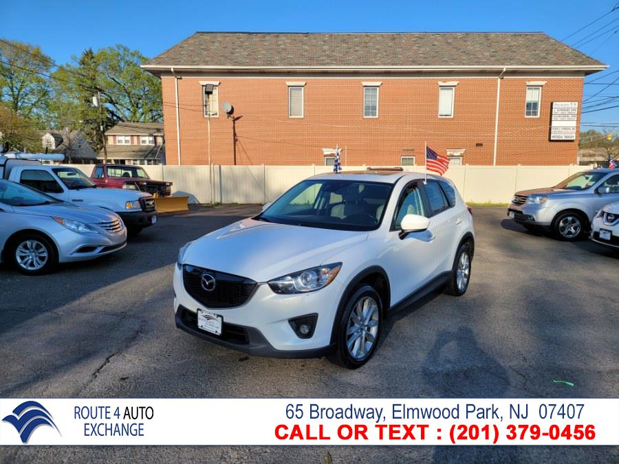 Used Mazda CX-5 AWD 4dr Auto Grand Touring 2014   Route 4 Auto Exchange. Elmwood Park, New Jersey