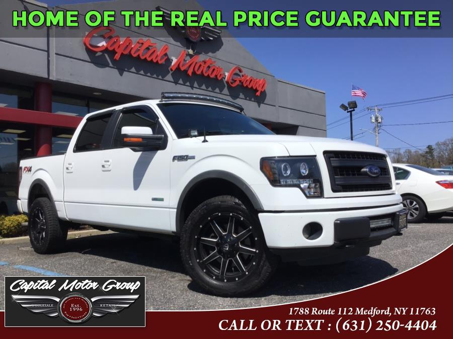 Used 2013 Ford F-150 in Medford, New York | Capital Motor Group Inc. Medford, New York