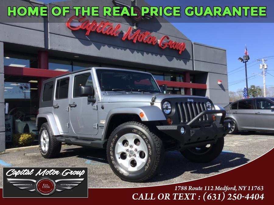 Used 2013 Jeep Wrangler Unlimited in Medford, New York | Capital Motor Group Inc. Medford, New York