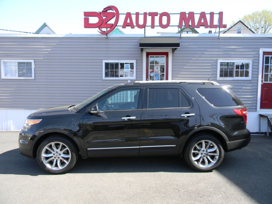 Used Ford Explorer 4WD 4dr XLT 2015 | DZ Automall. Paterson, New Jersey