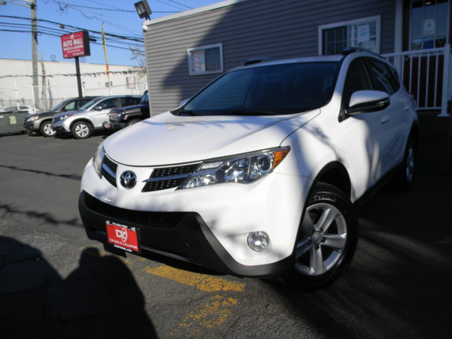 Used Toyota RAV4 AWD 4dr XLE (Natl) 2014 | DZ Automall. Paterson, New Jersey